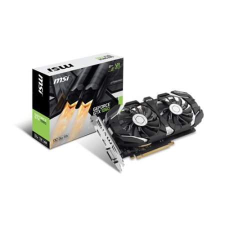 MSI GeForce GTX 1060 3GT OCV2 Graphic Card