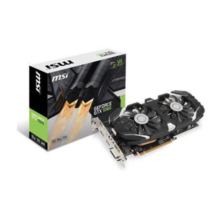 MSI GeForce GTX 1060 6GT OCV2 Graphic Card