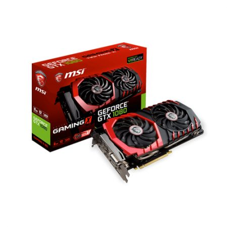 MSI GeForce GTX 1080 GAMING X 8G Graphic Card