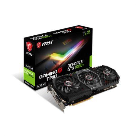 MSI GeForce GTX 1080 Ti GAMING X TRIO 11GB GDDR5X Graphic Card