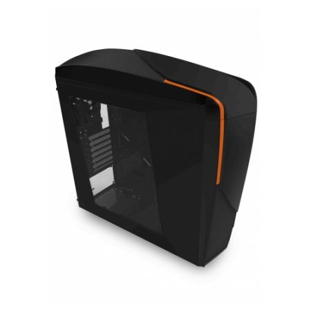 NZXT Phantom 240 Black-Orange Mid Tower Chassis