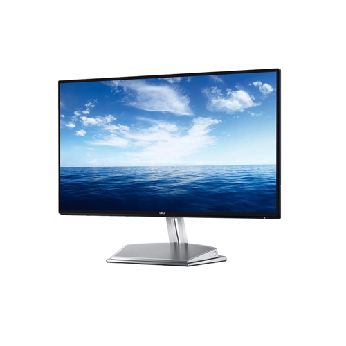 buy online dell s2418h 24 led lcd black freesync ips monitor