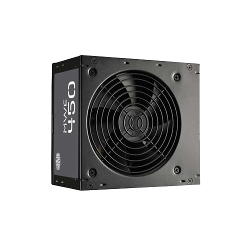 Buy Online | Cooler Master MWE 450 MPW-4502-ACABW SMPS | Price in India