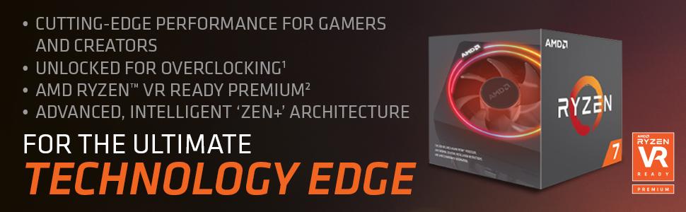 Buy Online AMD RYZEN 7 2700X 8-Core 3 7 GHz (4 3 GHz Max Boost) Socket AM4  Processor - in India