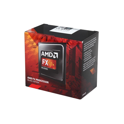 AMD FX-8350 Black Edition Vishera 8-Core 4 0 GHz Desktop Processor