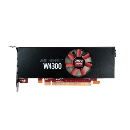 AMD FirePro W4300 100-505973 4GB GDDR5 Workstation Graphic Card