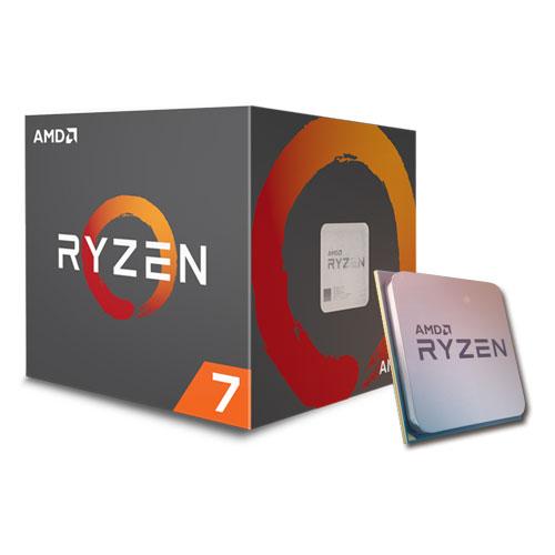 AMD RYZEN 7 1700 3 0 GHz (3 7 GHz Turbo) Socket AM4 65W Desktop Processor