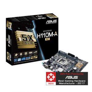 Buy Online ASUS PRIME B350M-K Socket AM4 Motherboard - in India