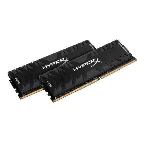 HyperX Predator 16GB (2 x 8GB) DDR4 3600MHz RAM HX436C17PB3K2/16