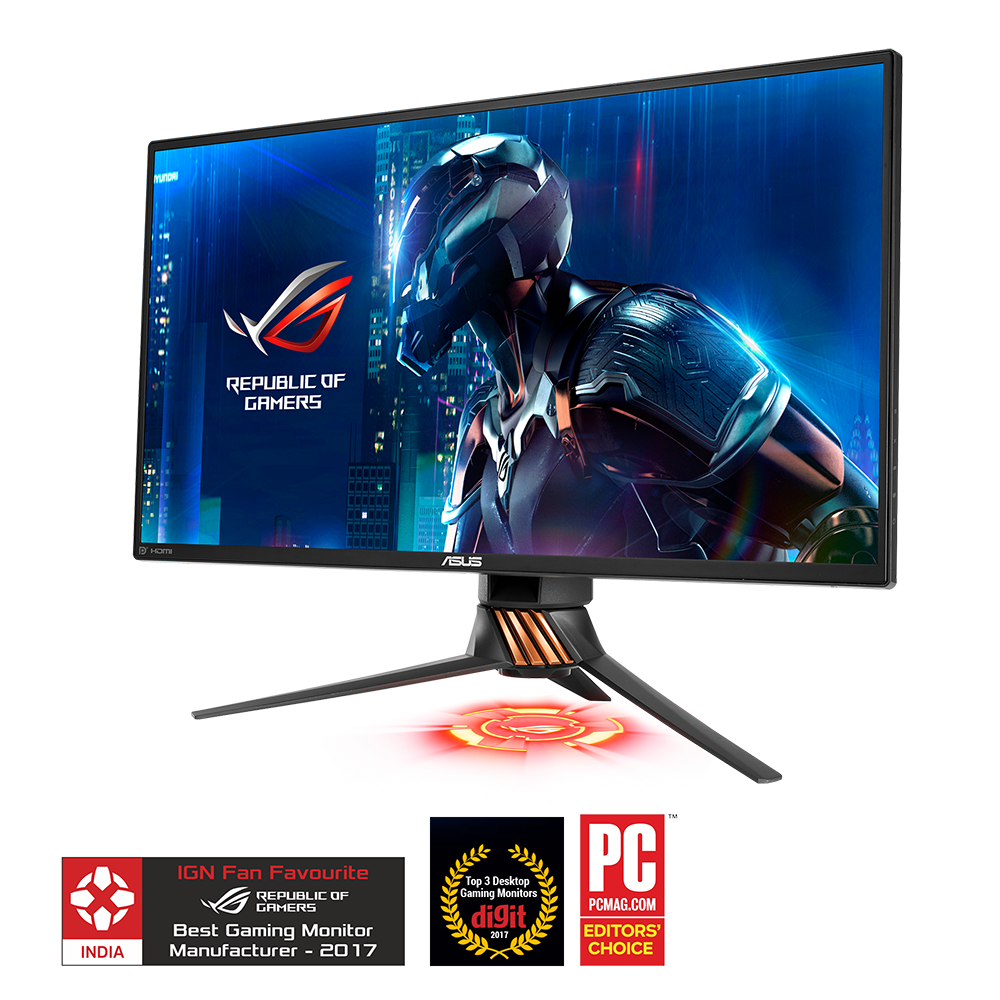 ASUS ROG Swift PG258Q Black 24 5 inch G-Sync Frameless Gaming Monitor PG258Q