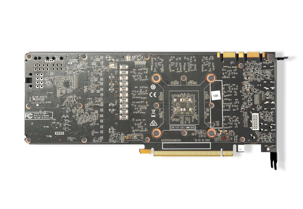 ZOTAC GeForce GTX 1080 Ti Blower Graphic Card ZT-P10810B-10P
