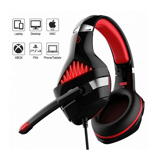 Image result for gaming headphones with mic