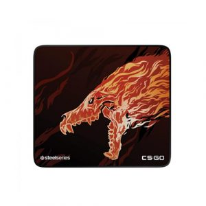 929180117bf SteelSeries QcK Limited CS:GO Howl Edition Gaming Large Mouse Pad 63403