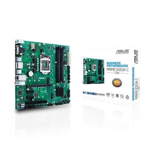ASUS PRIME B365M-C/CSM Micro-ATX B365 Motherboard