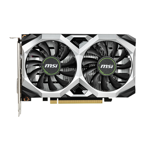 MSI GeForce GTX 1650 VENTUS XS 4G OC Graphic Card