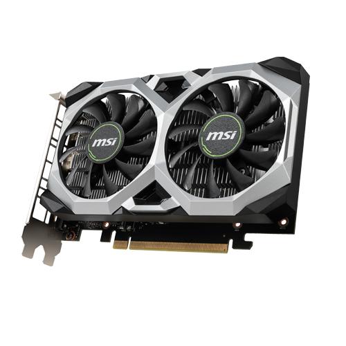 MSI GeForce GTX 1650 VENTUS XS 4G OC Graphic Card