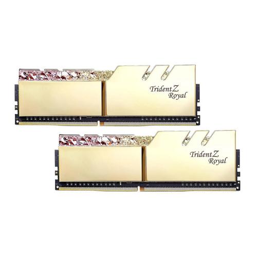 Buy Online G Skill Trident Z Royal Gold 32 GB (2 x 16GB